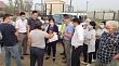 Сардана Авксентьева обсудила с жителями Автодорожного округа ремонт улиц и вопросы благоустройства