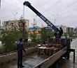 В Якутске ведется плановый ремонт тротуаров, съездов и дворовых территорий