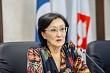 Сардана Авксентьева ответила на вопросы горожан в прямом эфире