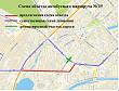 Об ограничении движения транспортных средств на перекрестке улицы Петровского и улицы Ойунского