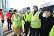 Росавтодор проверил ремонт объектов дорожно-транспортной инфраструктуры Якутска