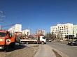 С 12 октября возобновится движение транспорта по ул. Кеши Алексеева