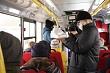 В Якутске протестировали рециркулятор для обеззараживания воздуха в пассажирском автобусе