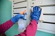 Информация о санобработке подъездов жилых домов в Якутске на 18 часов 1 декабря