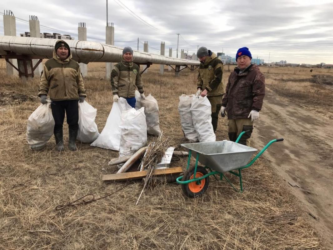 Жители Гагаринского округа выиграли грант на подведение водопровода и освещение улицы в Якутске