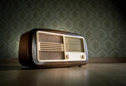 Перерыв в работе проводного радиовещания