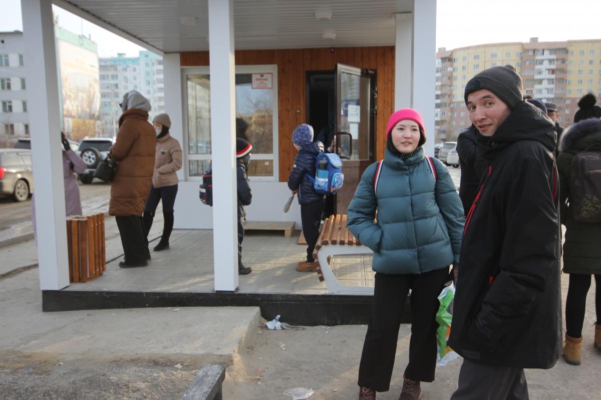 В Якутске дополнительно установят 17 новых муниципальных теплых автобусных остановок