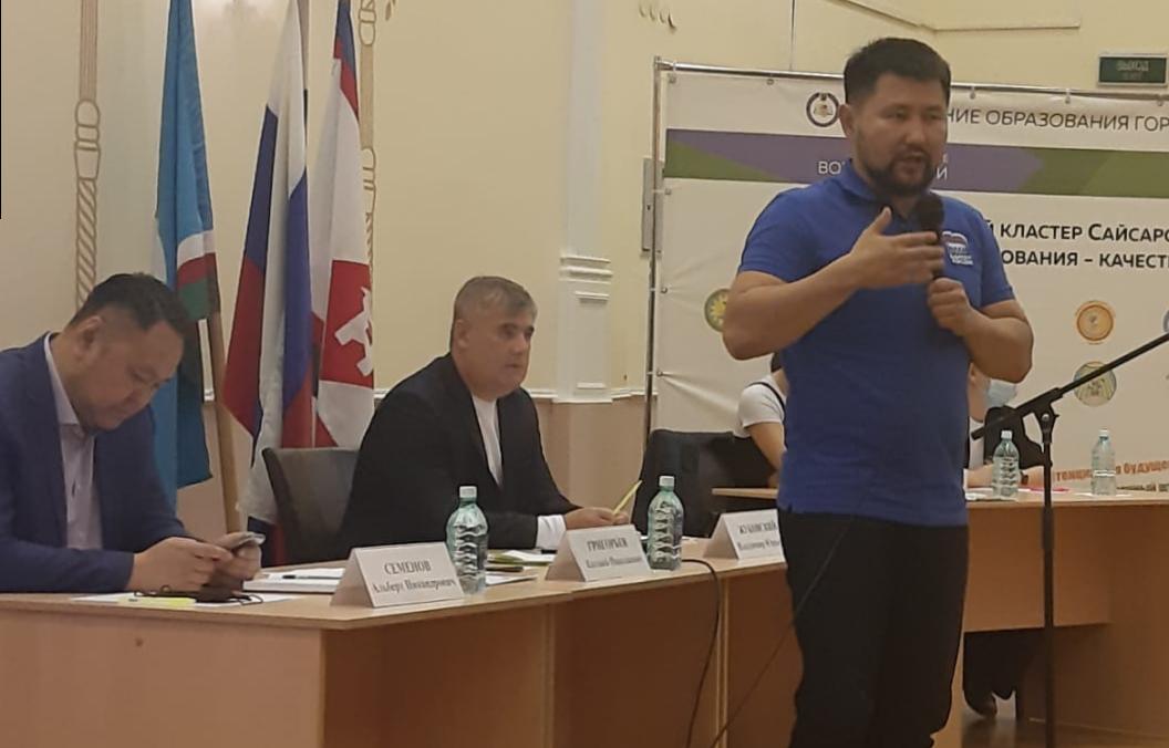 Евгений Григорьев обсудил с жителями комплексное развитие Сайсарского округа