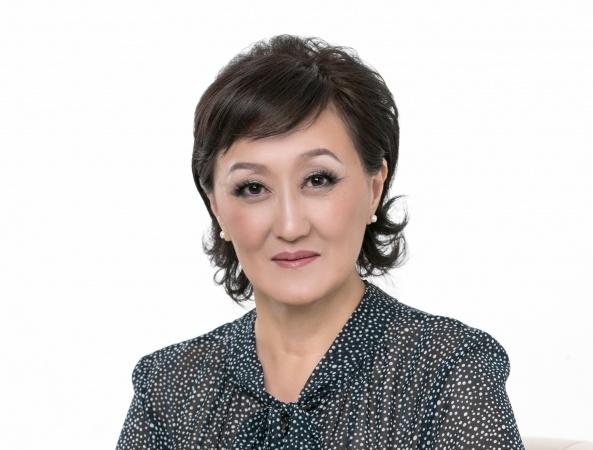 Сардана Авксентьева поздравляет с Днем народного единства