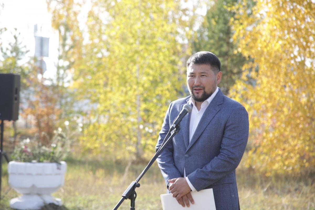 Этно-сквер и новые объекты культуры открыли в селе Хатассы ко Дню города
