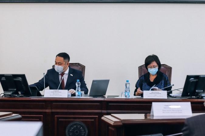 Депутаты Гордумы обсудили бюджет Якутска