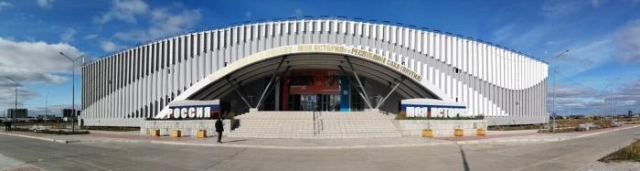 Открытие лучного тира на территории музейного комплекса «Россия - Моя история»