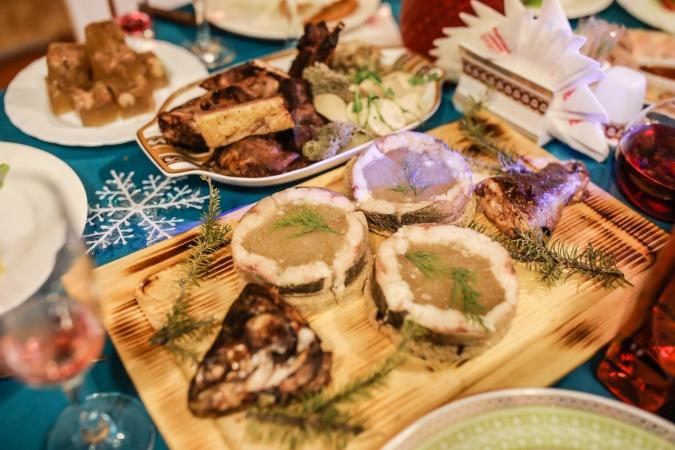 Гастрономический фестиваль «Вкус Якутии»