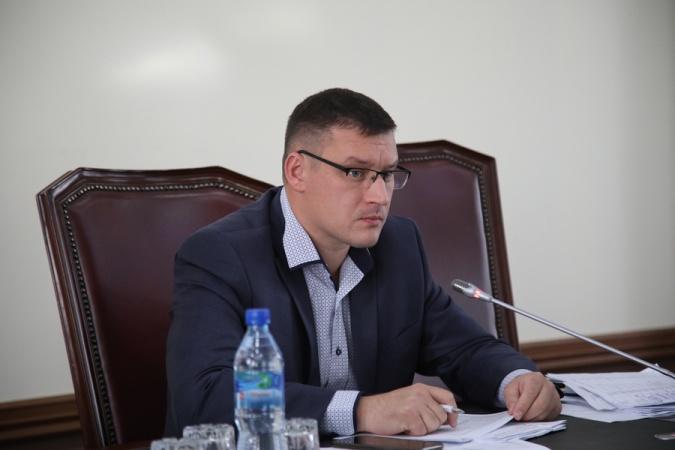Роман Сорокин  ответит на вопросы горожан в прямом эфире