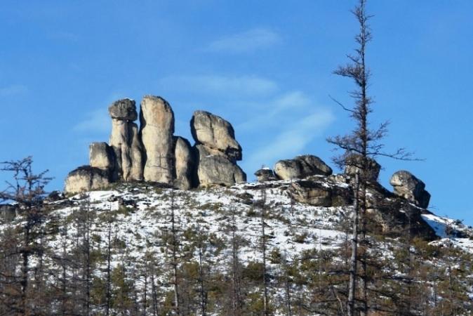 Проект «Семь рукотворных чудес Якутии» и «Семь чудес природы Якутии»
