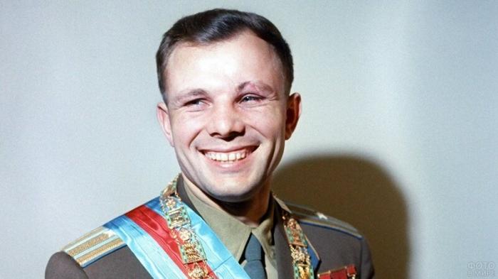 Виртуальная выставка «Небо в глазах: Ю.А. Гагарин»