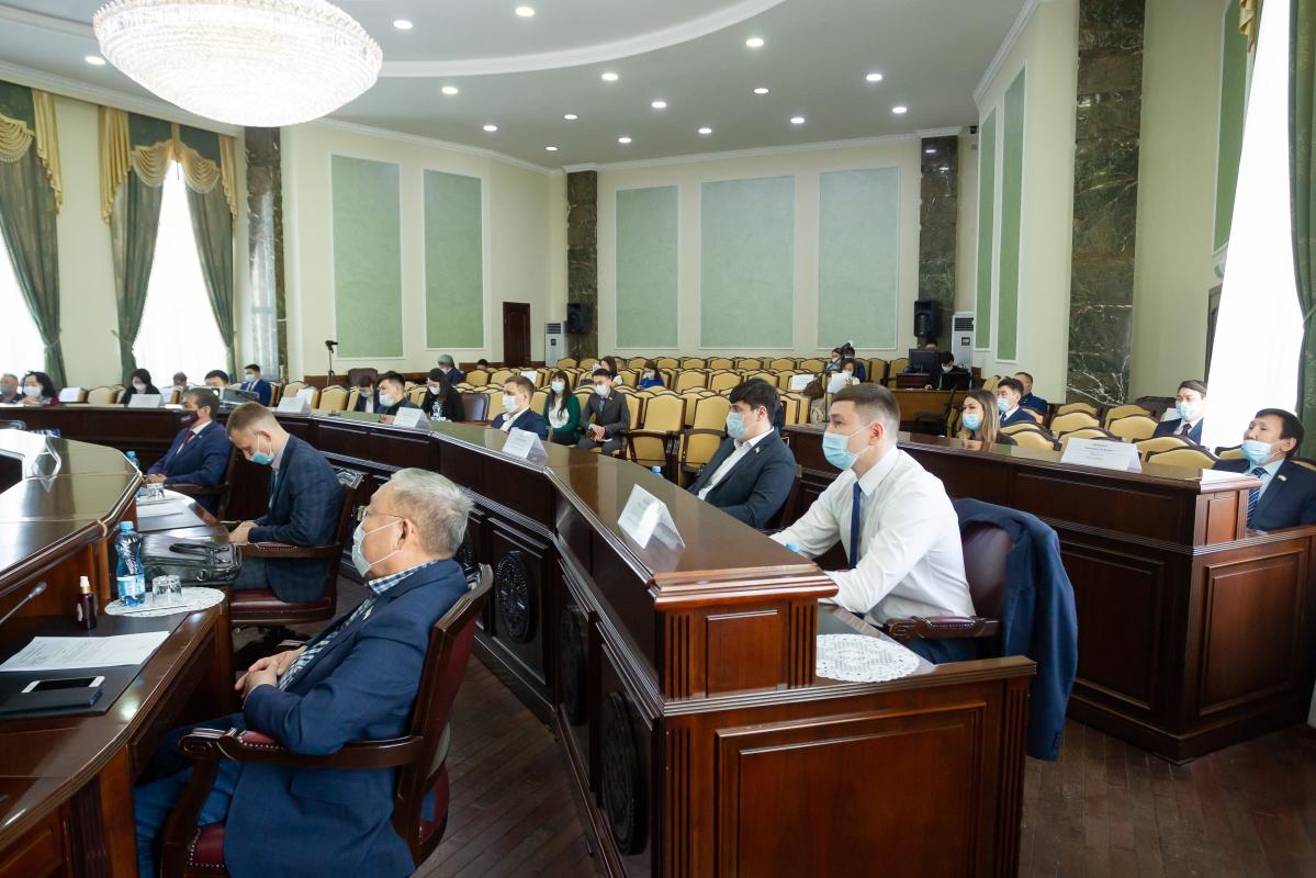 Депутаты Гордумы поддержали изменение Правил землепользования и застройки городского округа «город Якутск»