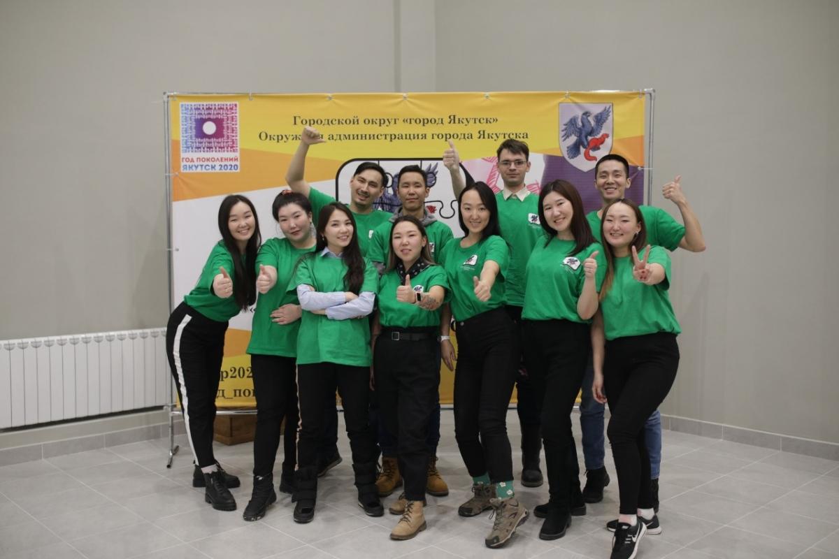 12 марта стартует IX городская деловая игра «Молодежь – энергия развития города Якутска»
