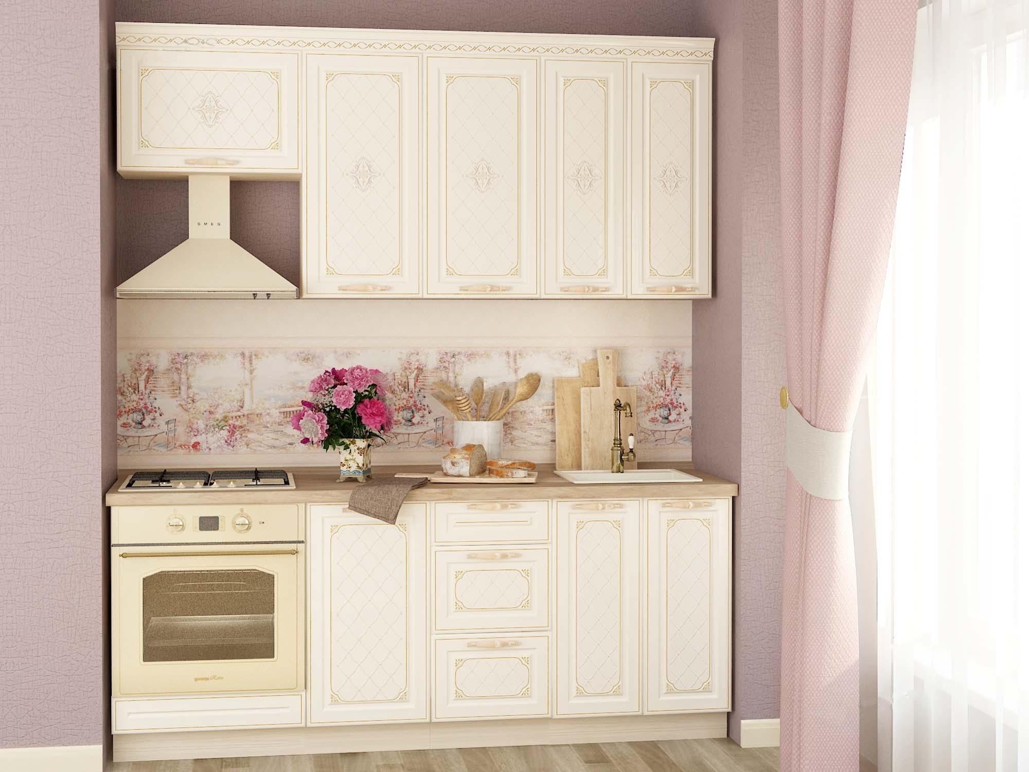 Кухня Милана 200